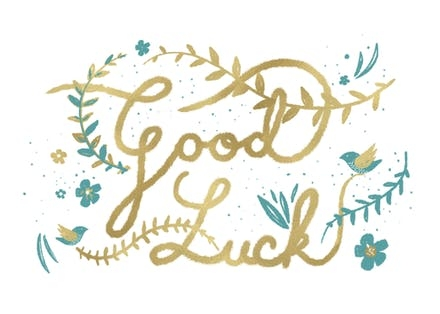 Best of luck to our Leaving Certs!!
