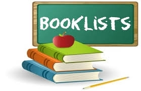 Book lists academic year 2020-21