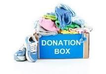 Parents Council clothing collection