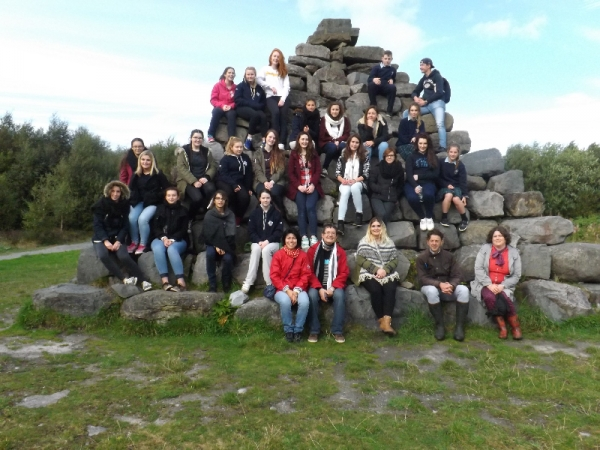 The Killina Presentation Secondary School French Exchange 2015