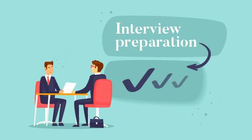 Parent's Association:  Interview Preparation