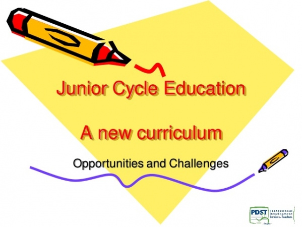 NEW JUNIOR CYCLE