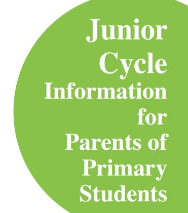 Junior Cycle Information night incoming 1st year parents