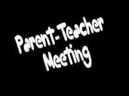 6th Year Parent Teacher Meeting