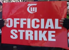 School closure TUI industrial action Tuesday 4th February